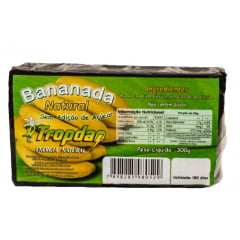 Bananada tradicional 300g